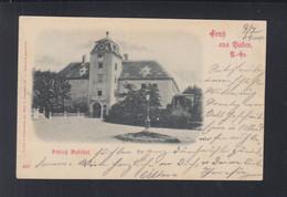 Österreich AK Baden Schloss Doblhof 1900 - Sonstige