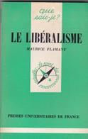 Maurice Flamant - Le Libéralisme N°1797 - Economie