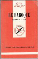 Victor-L. Tapié - Le Baroque - Art