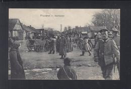 Belaus AK Pruzana Pruschany Feldpost 1917 - Russland