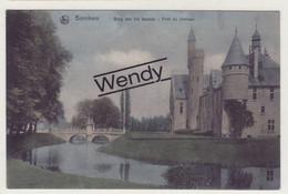 Bornhem (brug Van Het Kasteel - Color) Nels - Bornem