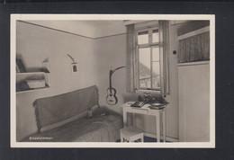 Dt. Reich AK Schulheim Burg Nordeck über Londorf Rabenau Giessen  1935 - Giessen