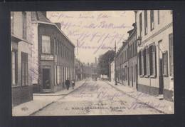 Frankreich France AK Marcq-en-Barœul Rue De Lille 1914 - Marcq En Baroeul