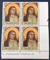 1966 - Italia - Giotto - Lire 40 - 1961-70:  Nuovi