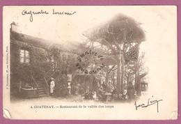 Chatenay Restaurant De La Vallée Des Loups - F Pouydebat - Other Municipalities