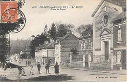 P/c       76     Lillebonne          Le Temple - Route De Rouen - Lillebonne