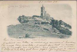 1899 .Dagsburg Felsen Mit Kapelle - Ohne Zuordnung