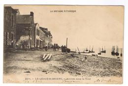LE LEGUE SAINT BRIEUC  ARRIVEE SOUS LA TOUR - Saint-Brieuc