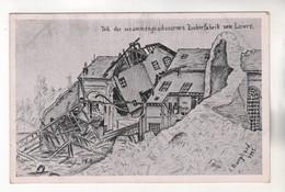 5617, WK I, Feldpostkarte, Loivre Im Département Marne - Guerra 1914-18