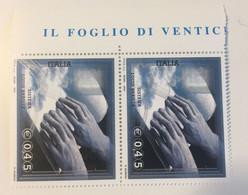 2004 - Italia - Sistema Louis Braille - E. 0,45 - 2001-10:  Nuovi