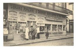 G1019 - MONTARGIS - Librairie Populaire J.Garnier - Dépot Central Du Petit Parisien - Rue Gambetta ? - Montargis