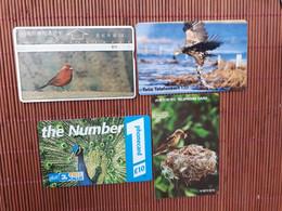 Birds 4 Phonecards - Otros