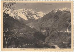 BANNIO ANZINO - VERBANIA - VALLE ANZASCA -55288- - Verbania