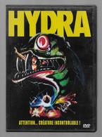 DVD VIDEO :  HYDRA : Attention... Créature Incontrolable  : Voir 2 Scans - Horror