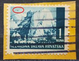 LANDSCAPES - 1 K-VELEBIT-ERROR-PLANE-NDH-CROATIA - 1941 - Croatia