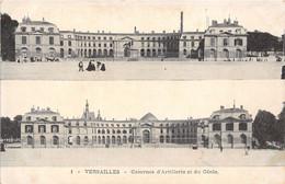 78-VERSAILLES- CHÂTEAU - LOT DE 500 CARTES POSTALES ANCIENNES  - QUELQUES EXEMPLES - 500 Postkaarten Min.