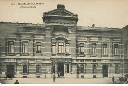 MOLENBEEK-ECOLE DE DESSIN ET DES ARTS DECORATIFS-ACADEMIE - St-Jans-Molenbeek - Molenbeek-St-Jean
