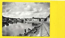 PONTIVY Les Lavandières Le Blavet (Yvon) Morbihan (56) - Pontivy