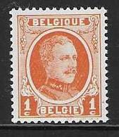 België Nr 190 Naam Gedeeltelijk Grdrukt - Non Classés
