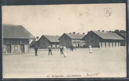 CPA 02 - Saint Quentin, Les Abattoirs - Saint Quentin