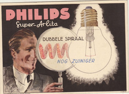 Carte Lampe Philips Super Arlita Ampoule - Reclame