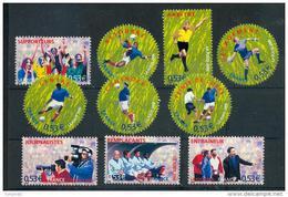 France 3906 3915 2006  Football Coupe Du Monde Du Bloc 97  Neuf ** TB MNH Faciale 5.3 - Nuovi