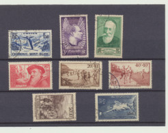 334-338-343-344-345-346-347-352 - Used Stamps