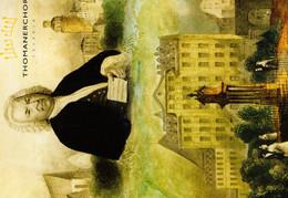 0168 Johann Sebastian Bach Denkmal - Singers & Musicians