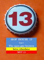 Hop House 13 - Bière Irlandaise (parfait état - Pas De Trace De Décapsuleur) Beer - Cerveza - Birra MEV15 - Beer