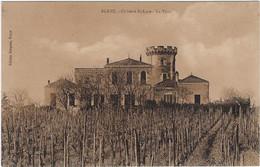 33  Blaye  Chateau  Saint Luce  - La Tour - Blaye