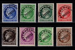Preobliteres - YV 87 à 93 N** Complete Mazelin - 1893-1947