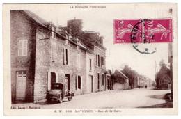 MATIGNON, Rue De La Gare - Otros Municipios