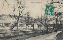 33  Blaye   La Passerelle - Blaye