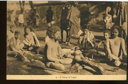 ASA295 A GROUP OF YOGI'S - India