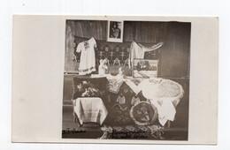 1920s 30s YUGOSLAVIA, SLOVENIA, LJUBLJANA, ORIGINAL PHOTOGRAPH,SCHOOL EXHIBITION, 15 X 10 Cm - Other