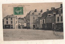 GRAND FOUGERAY  Place De L Eglise - Sonstige Gemeinden