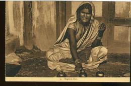ASA304 MAGICIAN GIRL - Indien