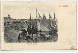17 -- CHARENTE MARITIME -- LA  ROCHELLE -- LES QUAIS - La Rochelle