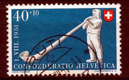 "HELVETIA - Mi Nr 559 - ""RÜTI"" - (ref. 2962) - Gebruikt"