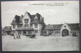 CPA 44 LA BAULE - Nouvelle Gare, MM. Graves Et Pons Architectes -  Bruel 17 - Réf. J 28 - La Baule-Escoublac