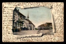 SUISSE - ROMONT - LA PLACE - FR Fribourg