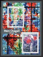 """France Frankreich Y&T Bloc """"Marc Chagall"""" - Ungebraucht"""