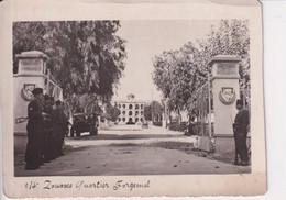TUNISIE(BEN GARDANE) CASERNE - Tunisia