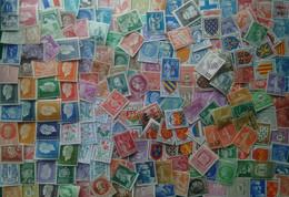 LOT DE 200 TIMBRES DE FRANCE NEUFS SANS GOMME - Collezioni