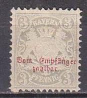 M5041 - ALT DEUTSCHLAND BAYERN TAXE Yv°11 * - Bavaria