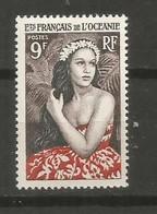 Timbre Colonie Française Océanie Neuf * N 203 - Nuovi