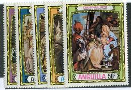 BC 2330 Anguilla 1970 Sc.112-18 M* Offers Welcome! - Anguilla (1968-...)