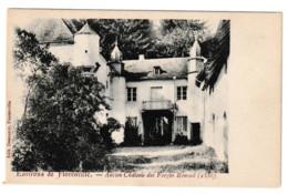 FLORENVILLE CHATEAU DES FORGES ROUSSEL 1556 LACUISINE LES EPIOUX TAMIGEAN - Florenville