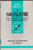 G. Bourgin - P. Rimbert - Ie Socialisme - Politique