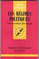 M. Duverger - Les Régimes Politiques - Politique
